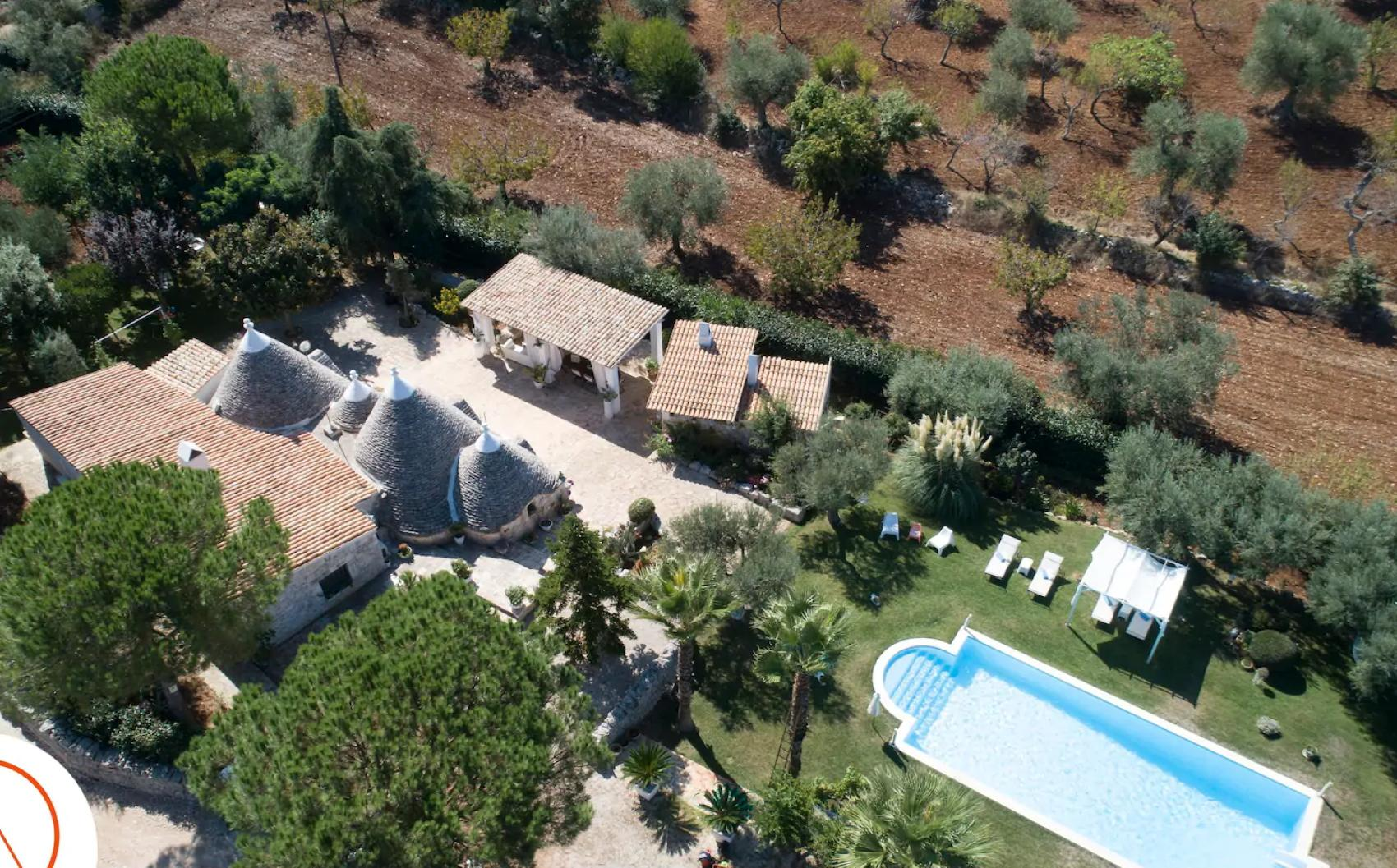 Villa Trulli Tra Le Grotte